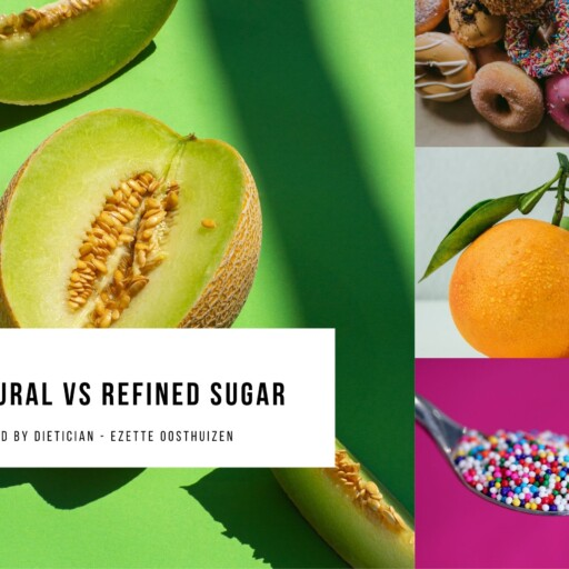 Natural vs Refined Sugar